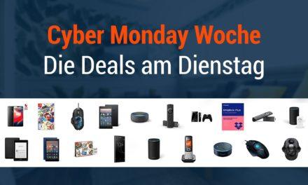 Cyber Monday Woche: Die besten Technik-Deals vom Dienstag