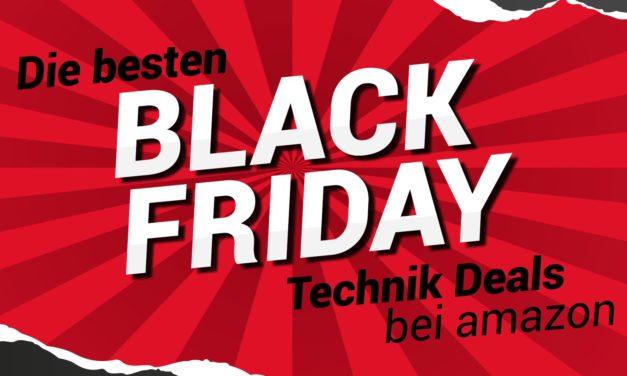 Die besten wirklichen Technik-Deals am Black Friday bei Amazon