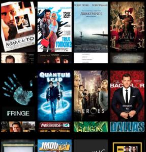 Kleiner Überblick über die in IMDb Freedive kostenlos enthaltenen Filme und Serien