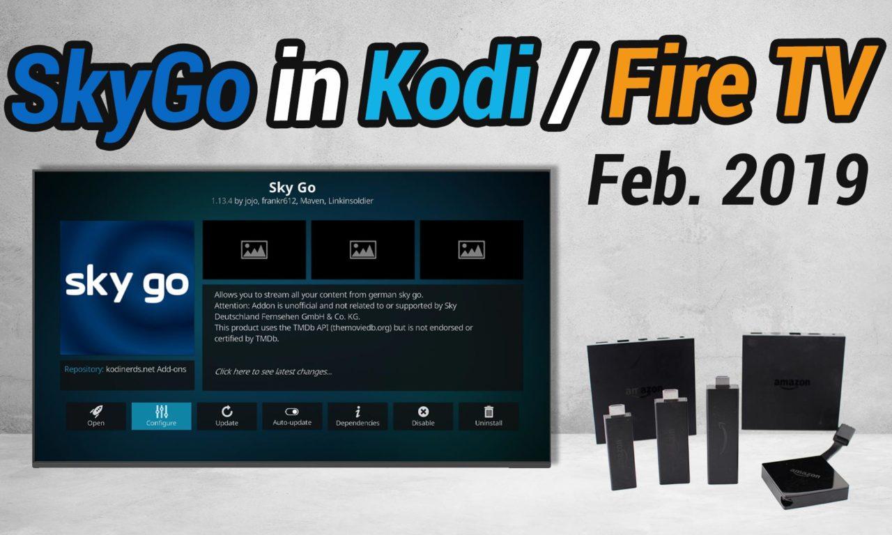 Kodi Auf Dem Amazon Fire Tv Bei Uns Gibts Nur Die Neuesten Anleitungen