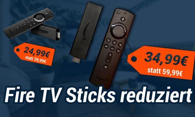 Deal: Fire TV Stick 4k für 34,99€ & Fire TV Stick 2 für 24,99€