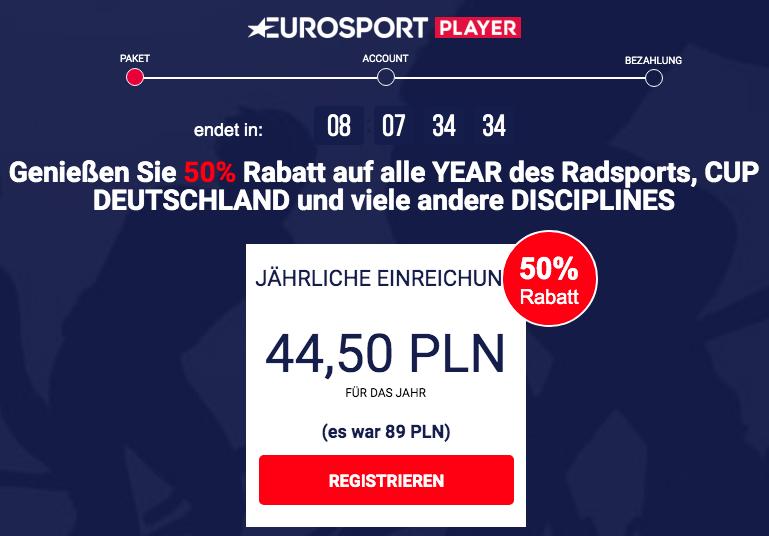 Eurosport Player Geht Nicht