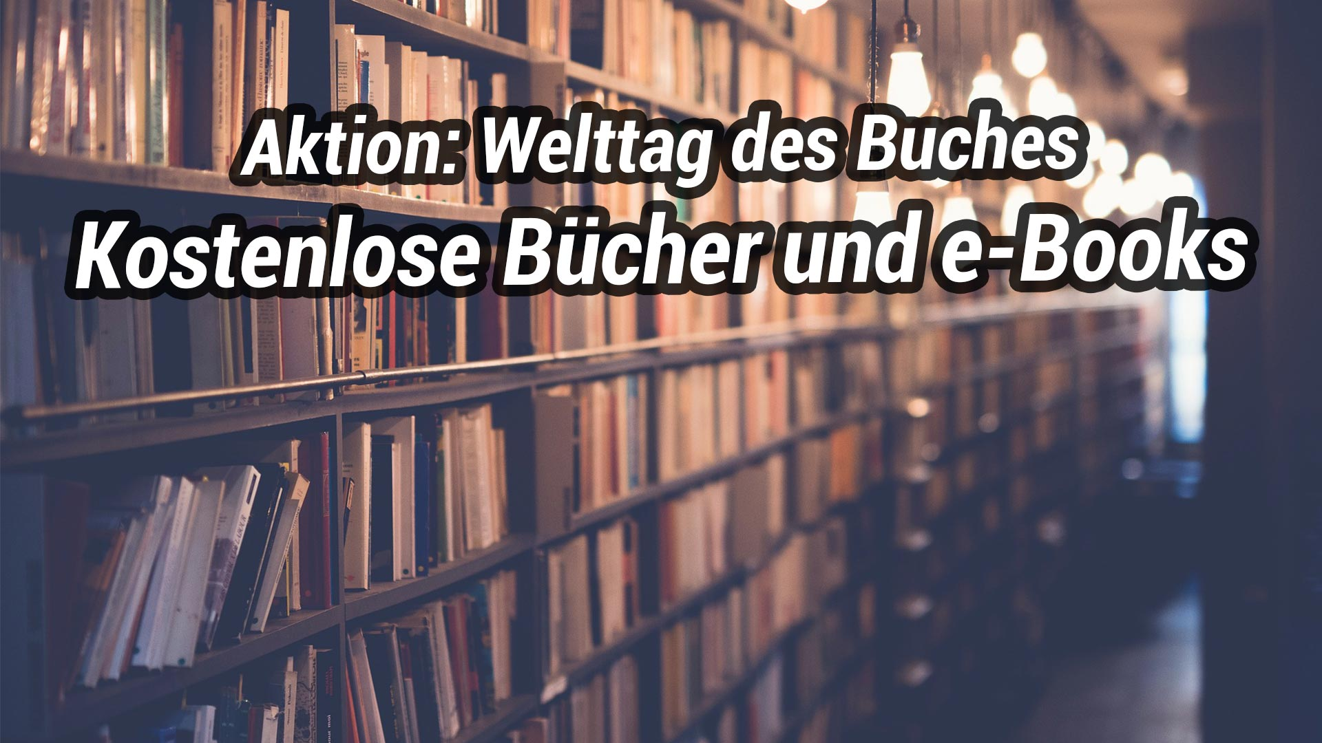 Amazon Welttag Des Buches