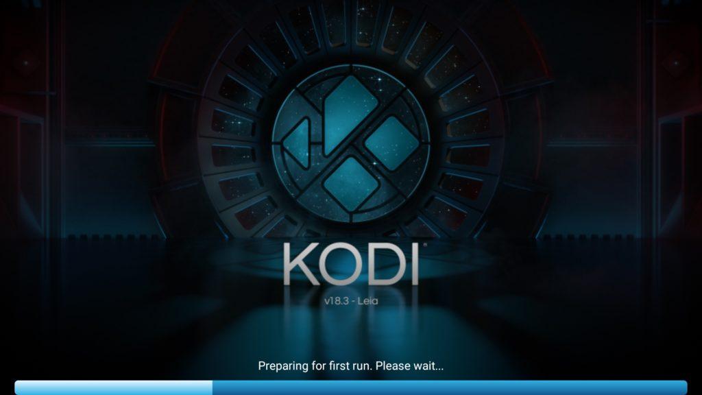 Neues Kodi