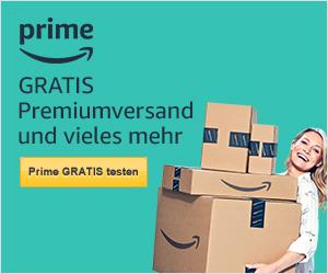 Amazon Prime kostenlos 30 Tage testen