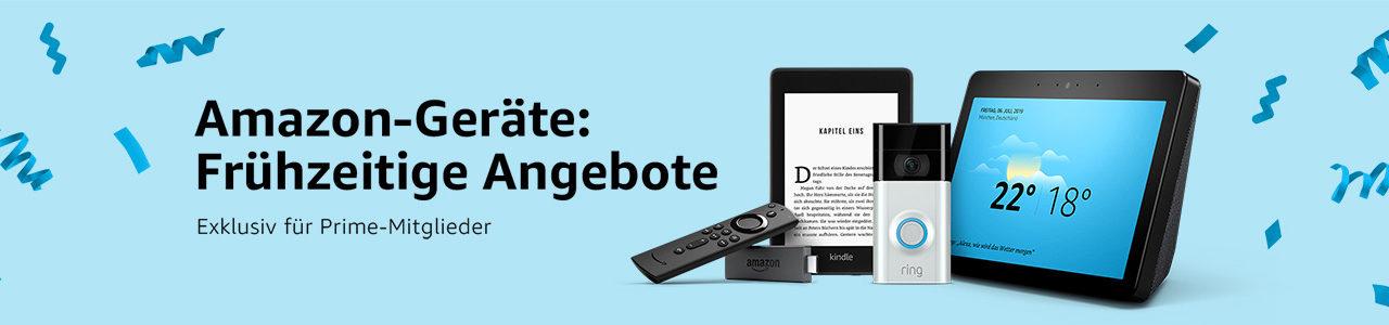 Deal: Fire TV Stick für 20€ & weitere Amazon-Geräte stark verbilligt