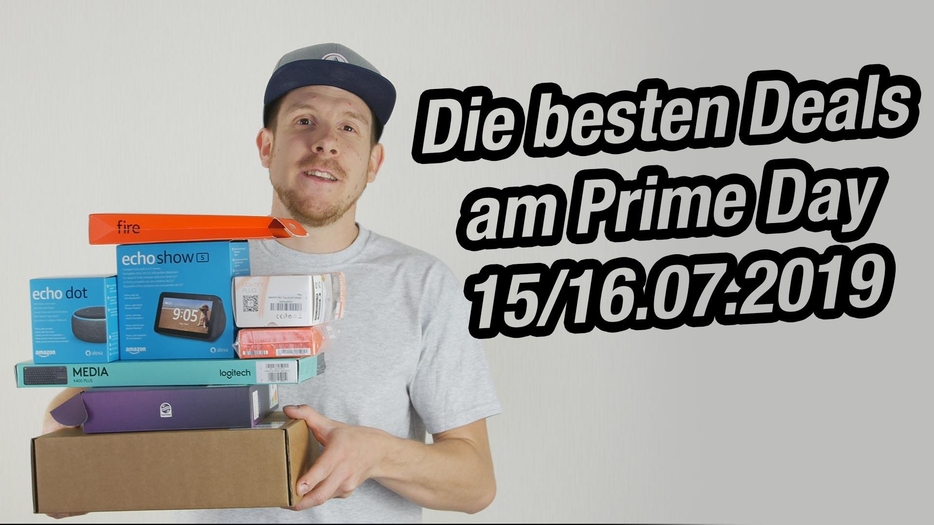 Die besten Deals am amazon Prime Day 2019