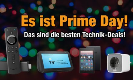 Amazon Prime Day: Was sind die wirklich besten Technik-Deals