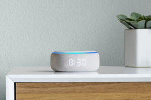 Neuer Echo Dot mit Display