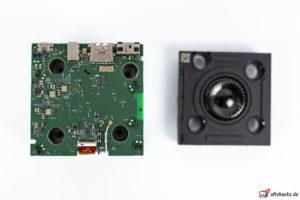 Hardware und Lautsprecher des Fire TV Cube 2