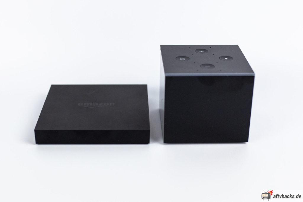 4k Fire TV 2 oder Fire TV Cube 2, was ist besser?