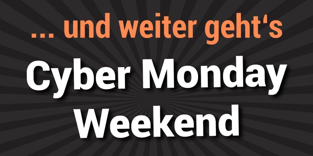 Die besten Deals vom Samstag des Cyber Monday Wochenendes 2019