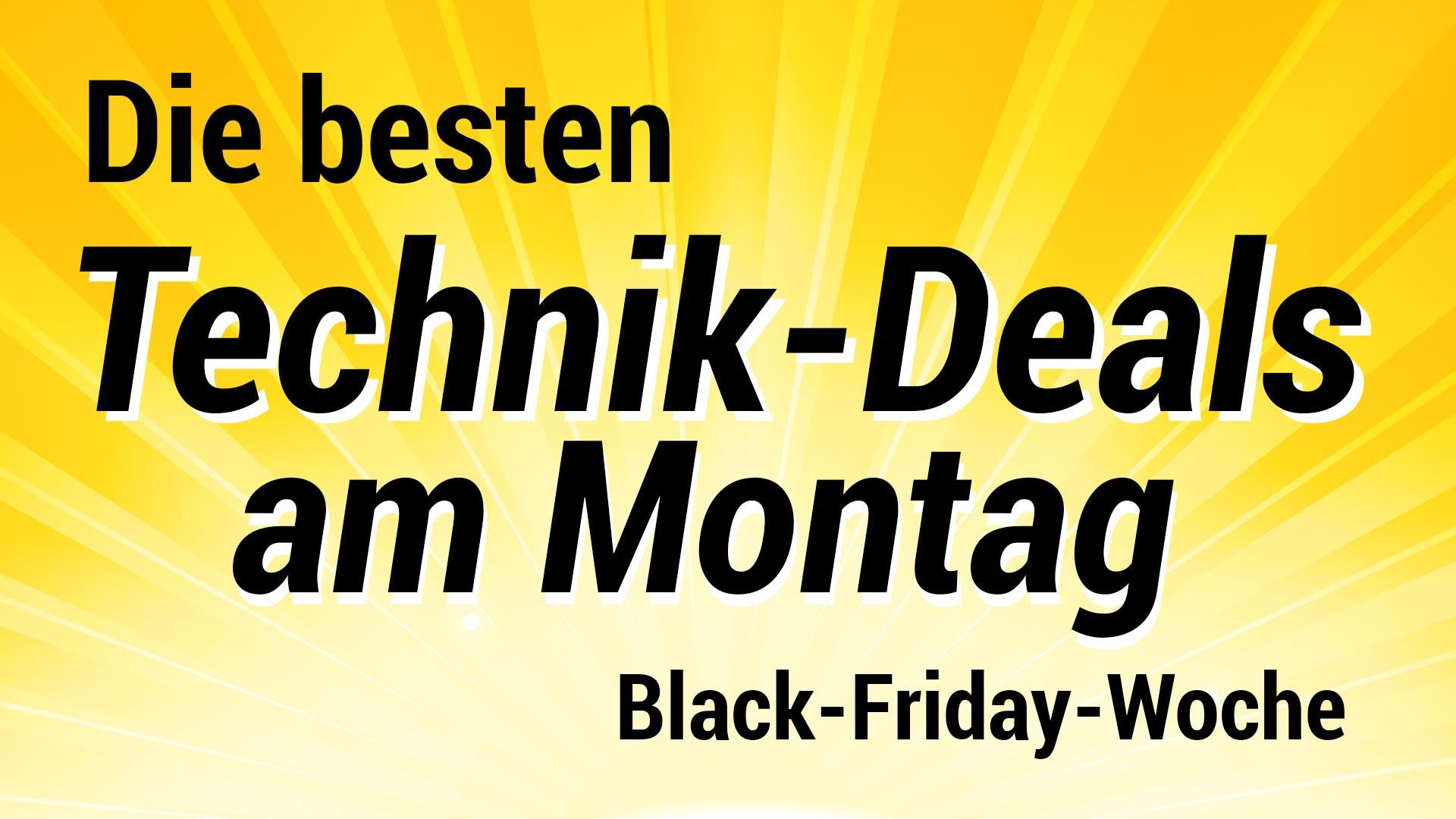 Fire TV Cube für 89€ & die besten Technik-Deals der Black Friday Woche von heute
