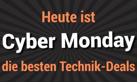 Die besten Deals am Cyber Monday 2019