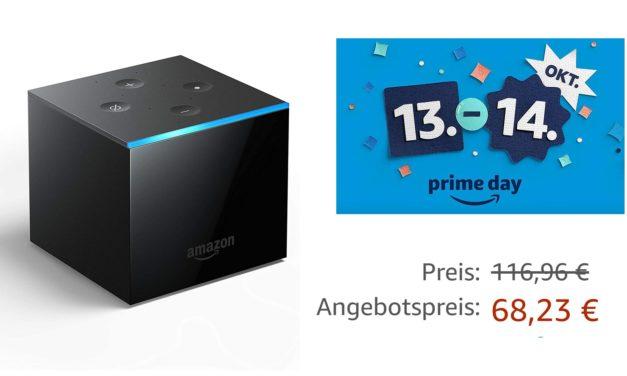 Fire TV Cube reduziert – Bislang bester Preis!