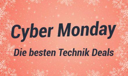 Die besten Deals am Cyber Monday